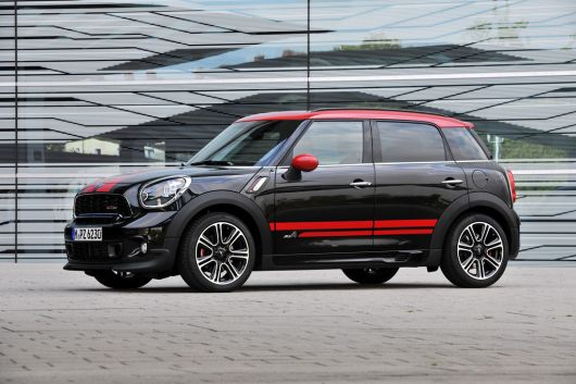 mini john cooper works countryman 13 03