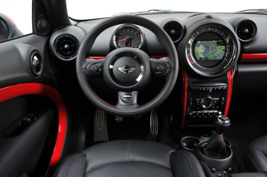 mini john cooper works countryman in 13 01
