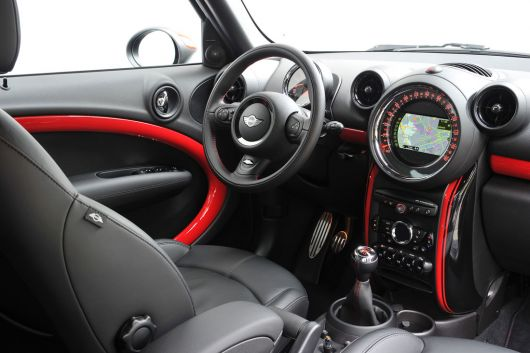 mini john cooper works countryman in 13 02