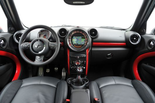 mini john cooper works countryman in 13 04