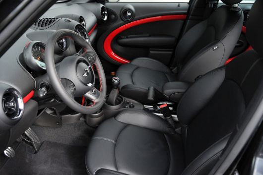 mini john cooper works countryman in 13 05