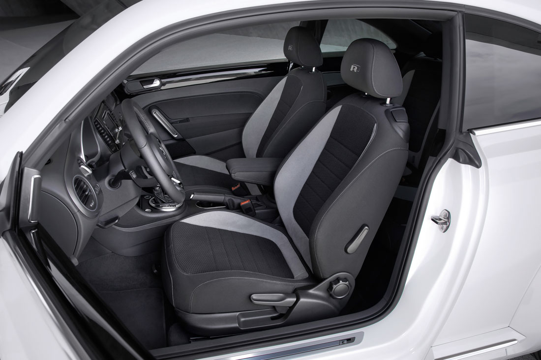 Volkswagen beetle r line cartype for Interieur new beetle