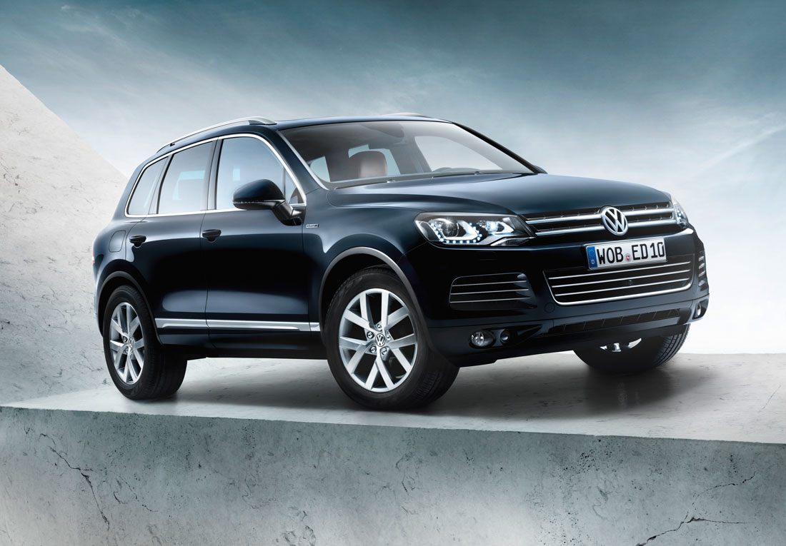 volkswagen touareg edition x 2013 cartype. Black Bedroom Furniture Sets. Home Design Ideas