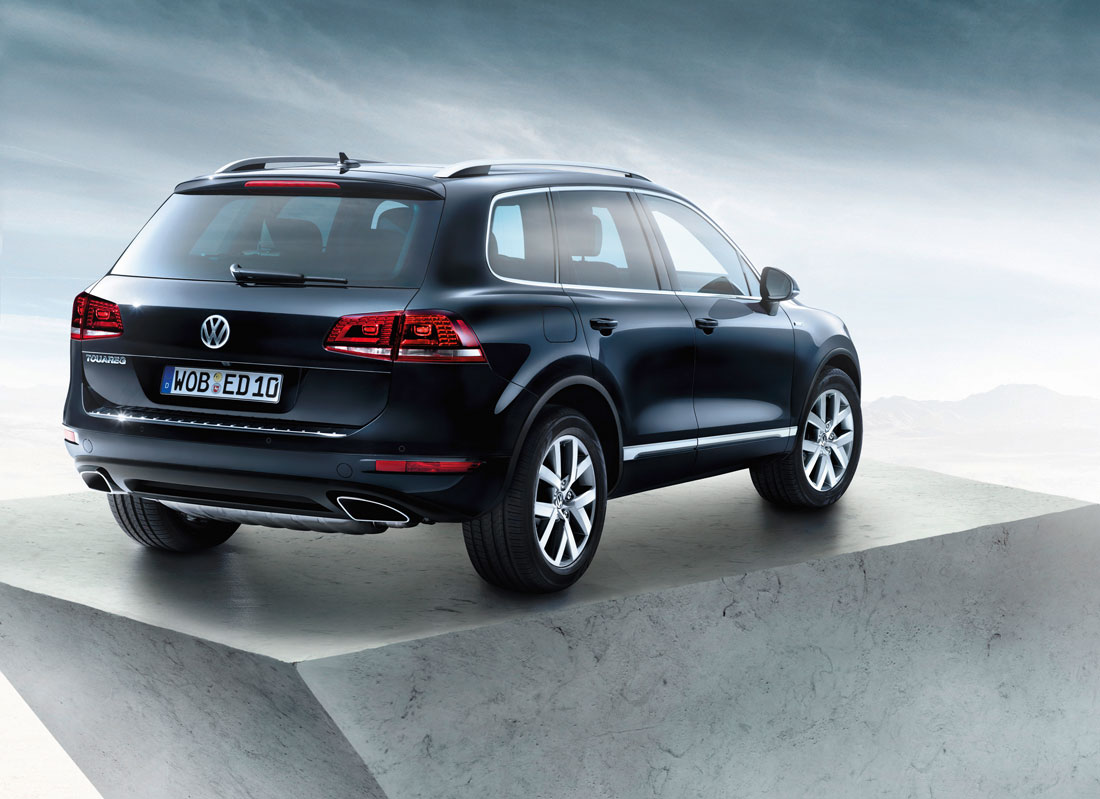 Volkswagen Touareg Edition X 2013 Cartype