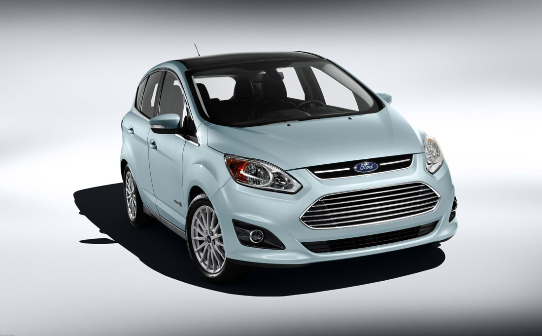 ford c max hybrid 2013 cartype. Black Bedroom Furniture Sets. Home Design Ideas