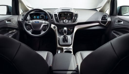 ford c max hybrid in 13 01