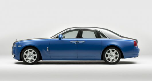rolls royce ghost art deco 13