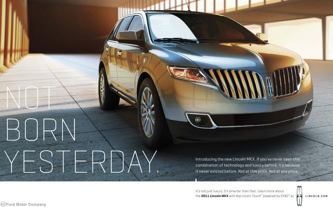 Names And Logos Of Cars >> Lincoln ads | Cartype