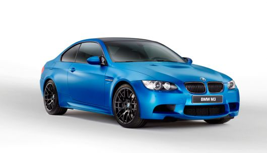 bmw coupe frozen limited edition blue 2 13