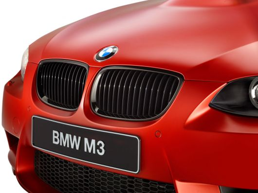 bmw coupe frozen limited edition red 2 13