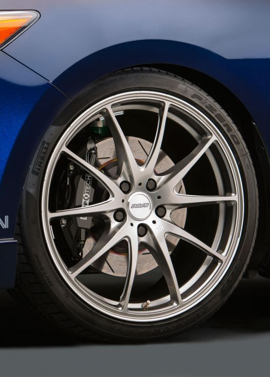 acura ilx street build wheel 13