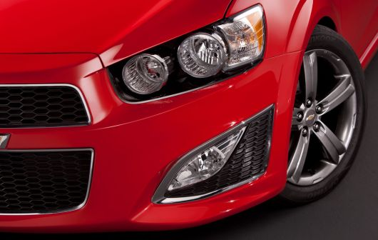 chevrolet sonic rs 13 03