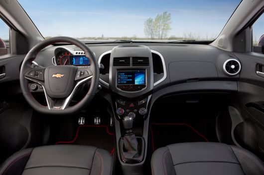 chevrolet sonic rs in 13 02