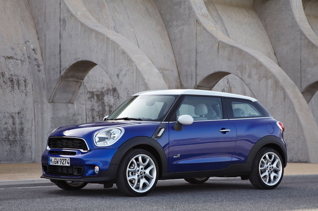 mini cooper paceman 2013 cartype. Black Bedroom Furniture Sets. Home Design Ideas