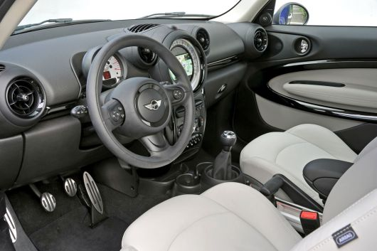 mini clubman paceman in 13 06