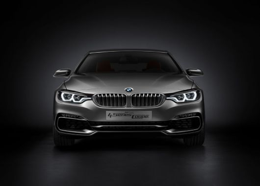 bmw concept 4 series coupe 12 06