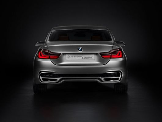 bmw concept 4 series coupe 12 07