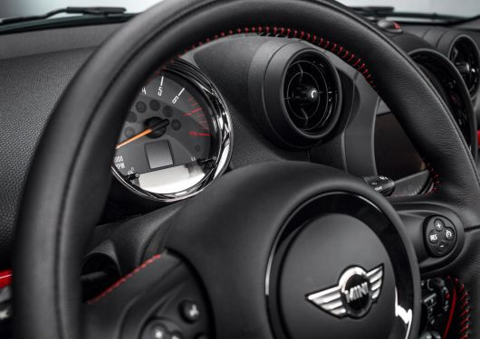 mini john cooper works paceman in 13 06