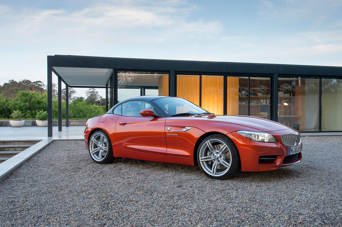 BMW Z4 Roadster : 2013 | Cartype