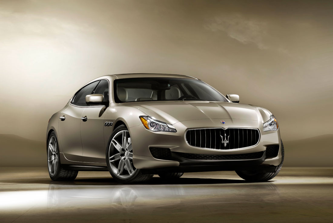 maserati quattroporte 2013 cartype. Black Bedroom Furniture Sets. Home Design Ideas