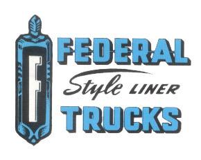 federal styleliner truck 52