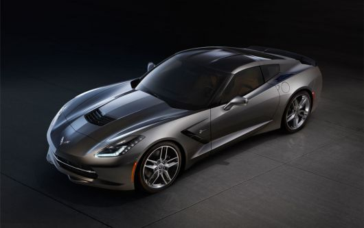chevrolet corvette stingray 1 14