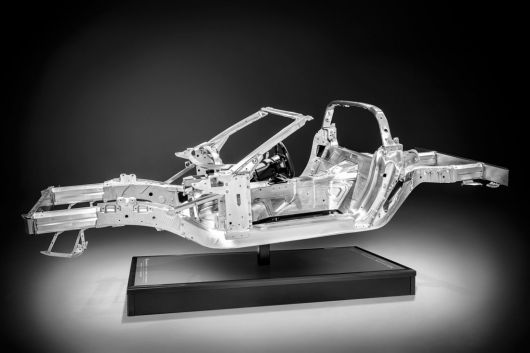 chevrolet corvette stingray chassis 1 14