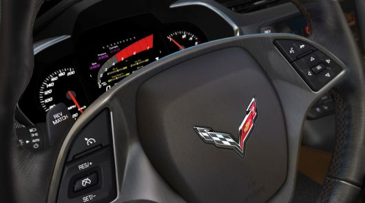 chevrolet corvette stingray in2 14