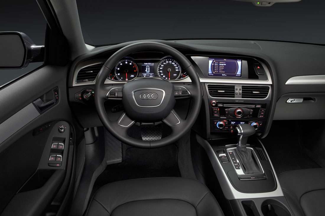 2005 Audi A4 Interior - Viewing Gallery