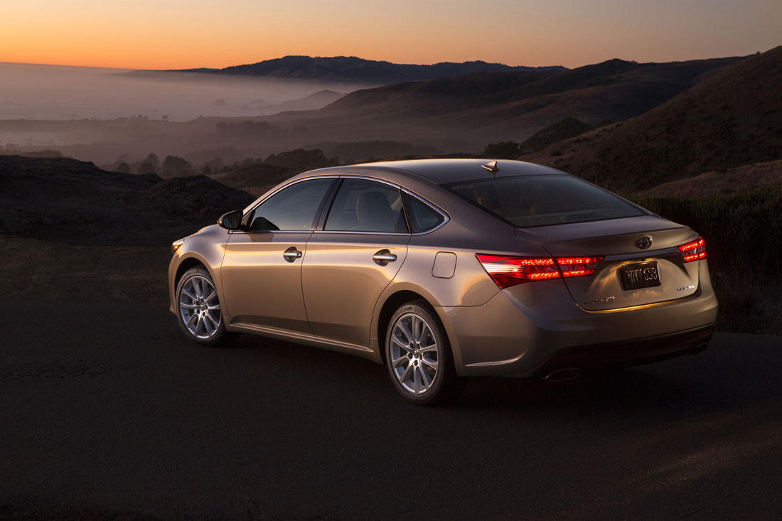Toyota Official Site >> Toyota Avalon : 2013 | Cartype