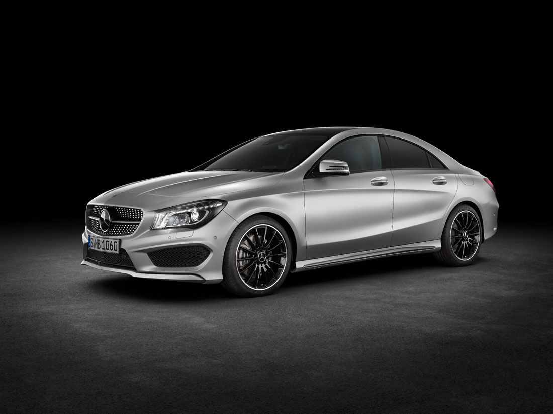 Mercedes benz cla 2014 cartype for Mercedes benze cla