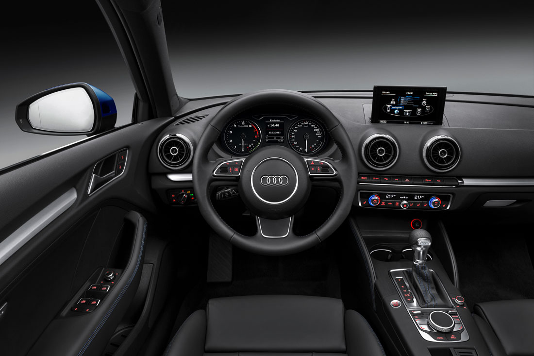 Audi s3 sportback business lease