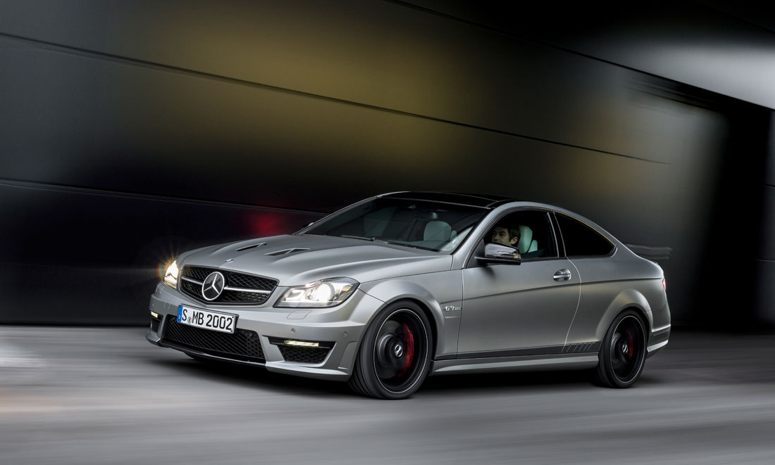 mercedes benz c63 amg edition 507 coupe 2013 cartype