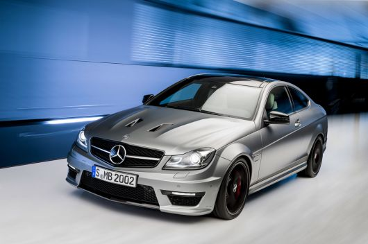 mercedes benz c63 amg edition 507 coupe 13 07