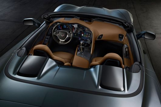 chevrolet corvette stingray conv in 14 02
