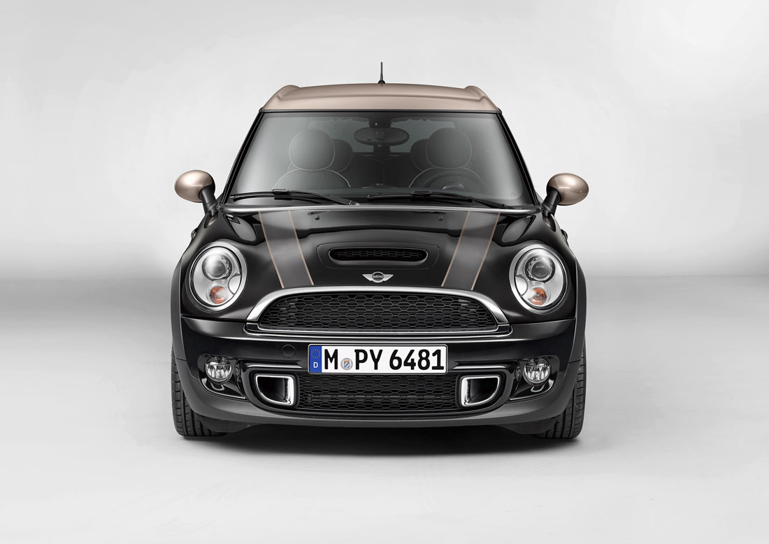 mini clubman cooper s bond street 2013 cartype. Black Bedroom Furniture Sets. Home Design Ideas