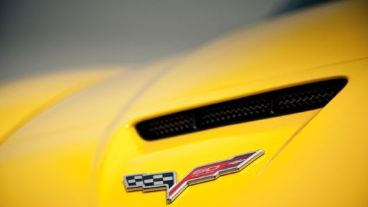 chevrolet grand sport coupe 60 years emblem 13