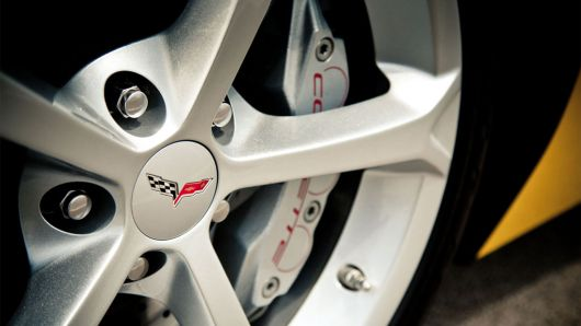 chevrolet grand sport coupe wheel 13