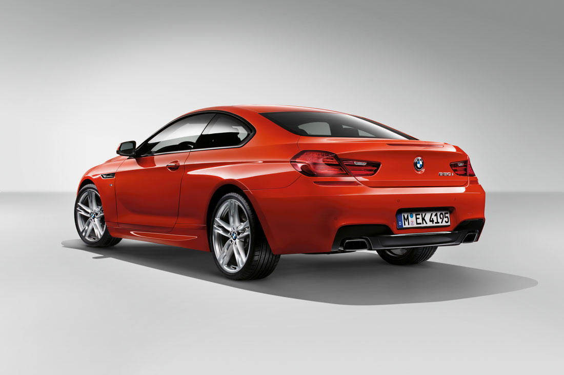 bmw 6 series m sport edition 2014 cartype. Black Bedroom Furniture Sets. Home Design Ideas