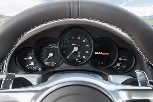 porsche 911 s 50th annv edition gauge cluster 14