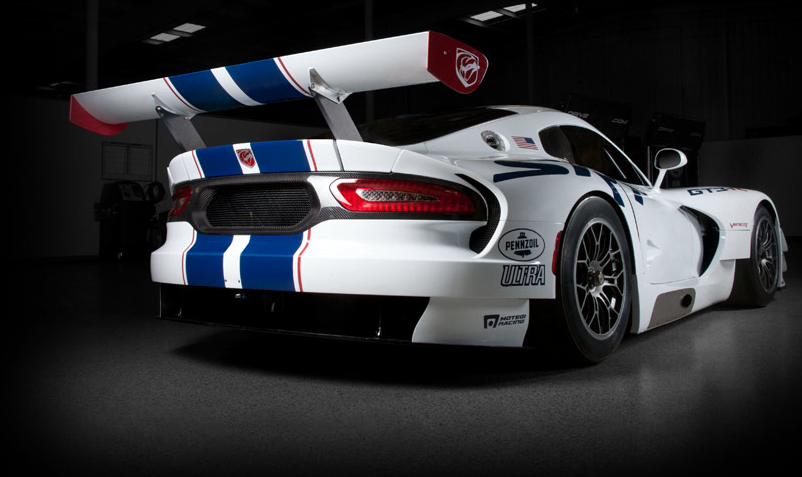 Srt Viper Race Car How Much Is It