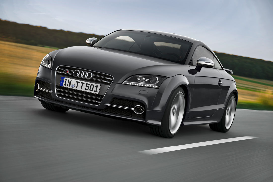audi tts competition : 2014   cartype