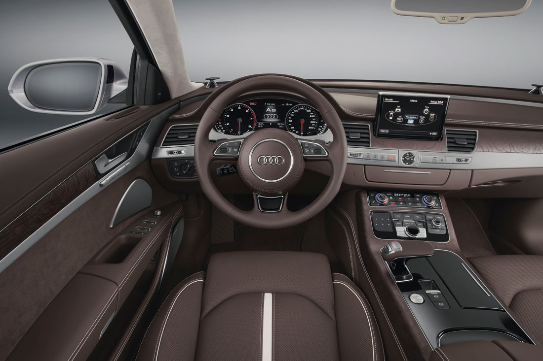 audi a4 2015 interior images galleries with a bite. Black Bedroom Furniture Sets. Home Design Ideas