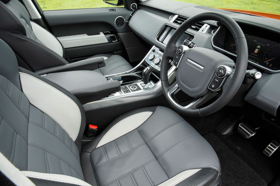 Land Rover Range Rover Sport 2014 Cartype