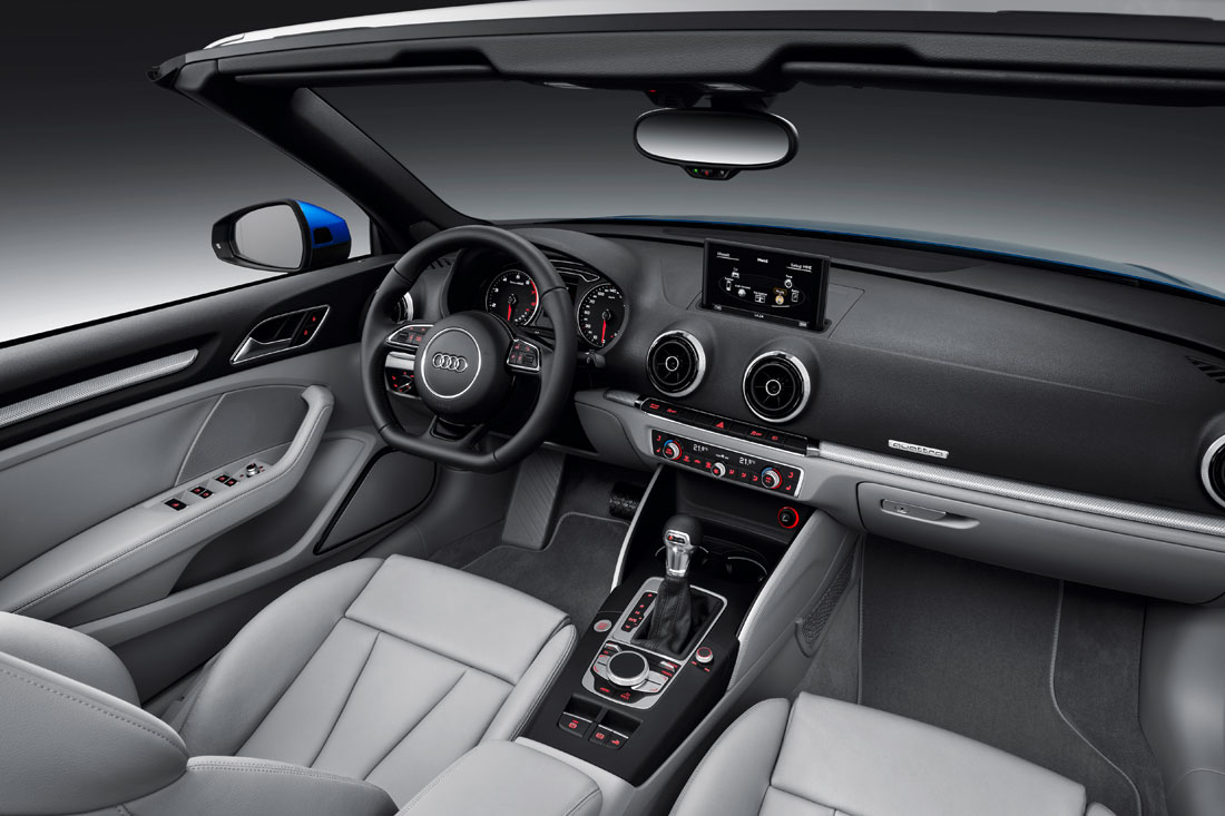 Audi a3 cabriolet in 15 01