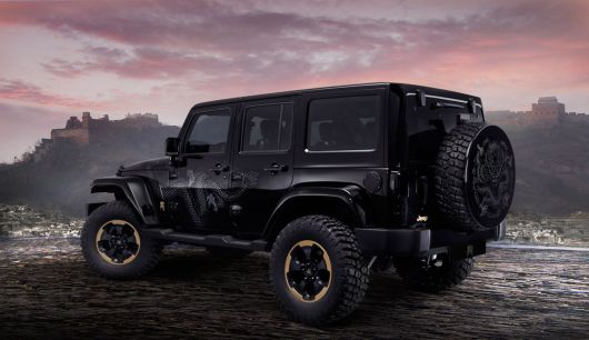 jeep wrangler dragon edition 14 03