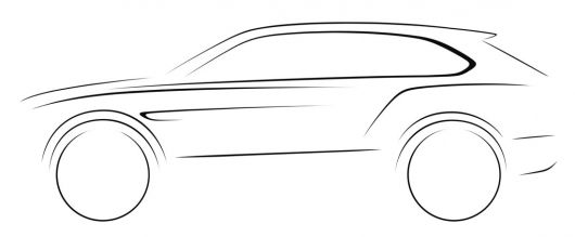 bentley suv draw
