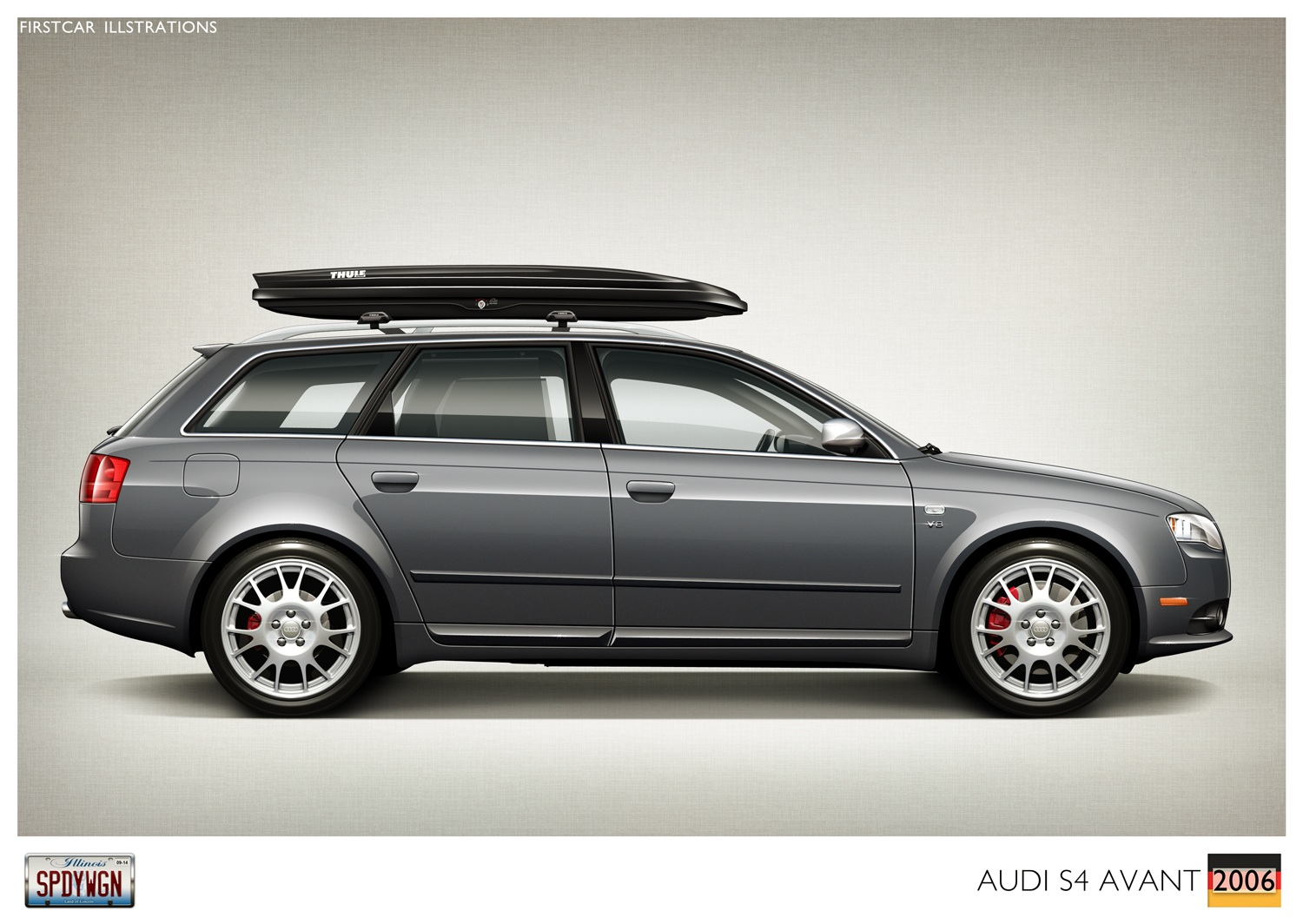 audi s4 avant 2006 cartype. Black Bedroom Furniture Sets. Home Design Ideas
