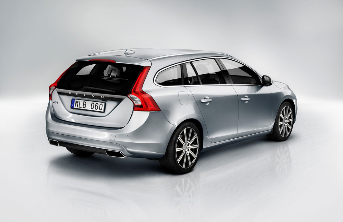 volvo v60 sports wagon 2014 cartype. Black Bedroom Furniture Sets. Home Design Ideas