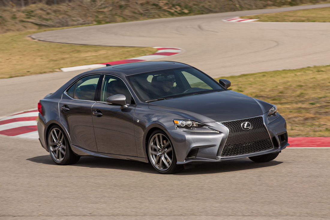 lexus is f 2014 cartype